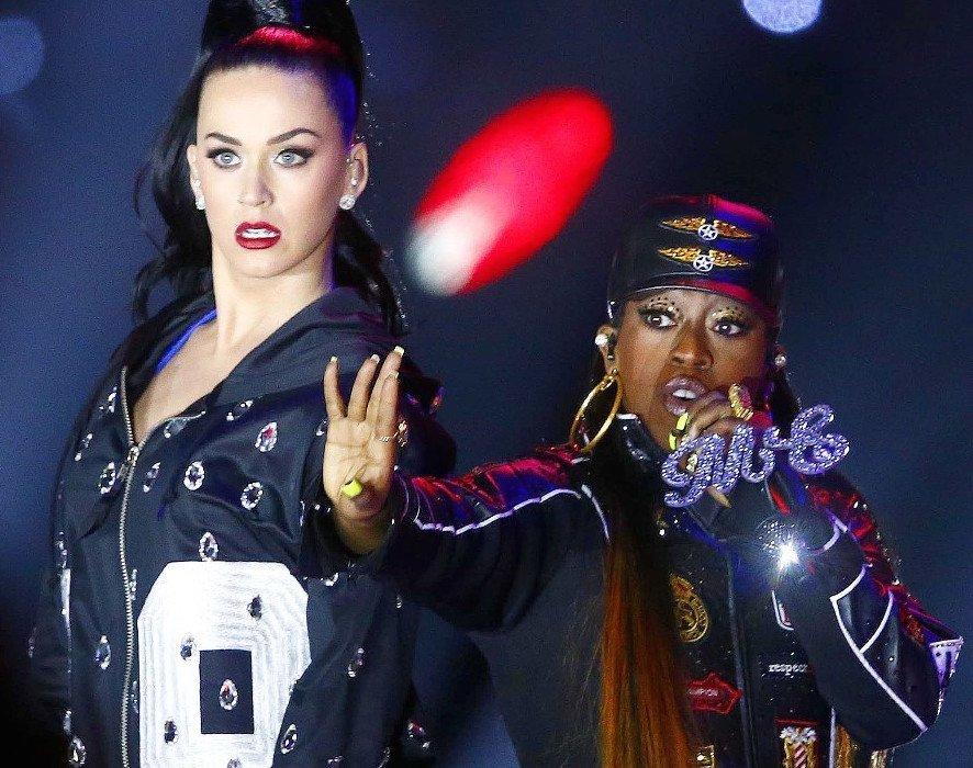 Missy Elliott Comeback Performance Trending from Super Bowl XLIX