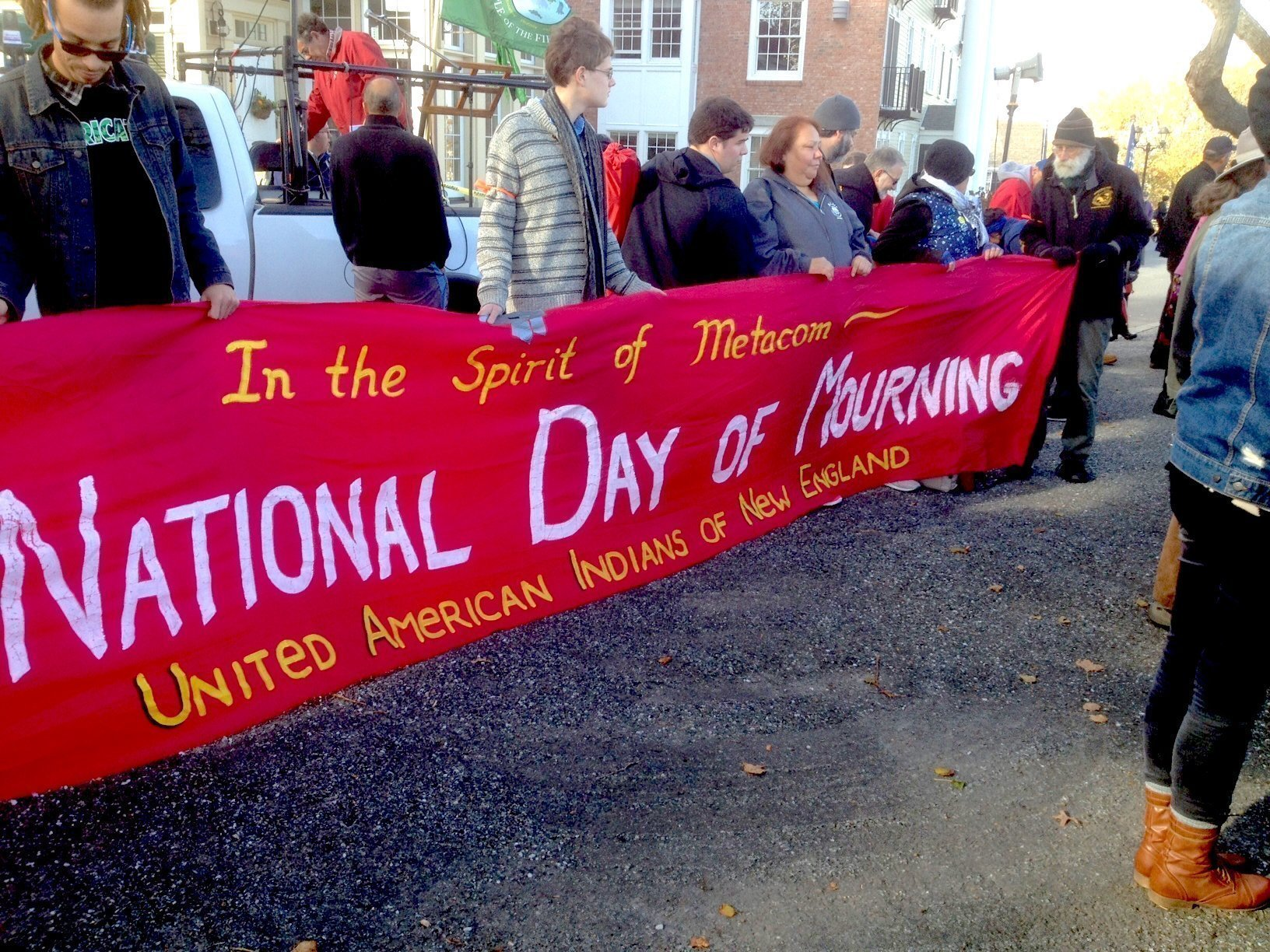 Thanksgiving is Native American Heritage Day and National Day of Mourning For Some