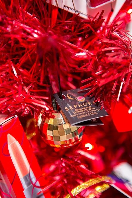 Cosmetic Christmas Tree Gift
