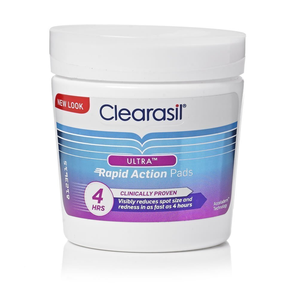 Product Review: Clearasil Ultra Rapid Action Pads