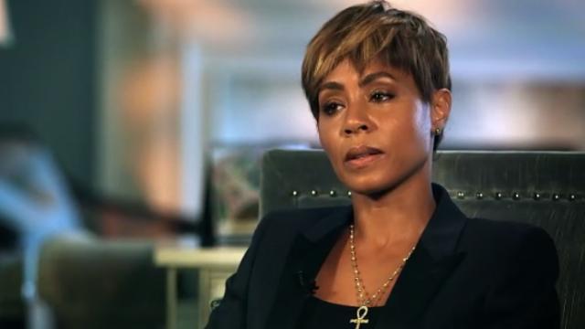 Jada Pinkett Smith CNN Documentary Day 1 Journal Video