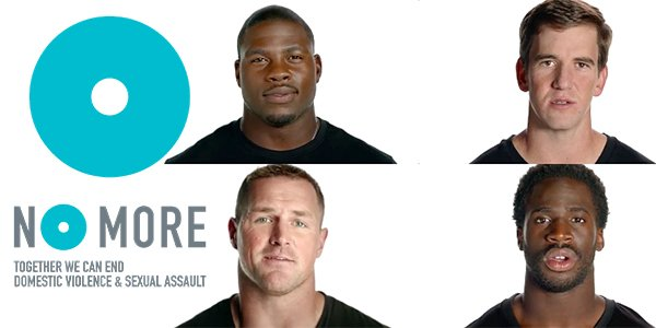 Celebrities Say 'No More' In New Anti-Domestic Violence, Sexual Assault PSA